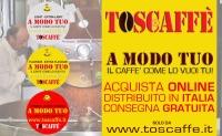 """""""TOSCAFFE' A MODO TUO"""", IL CAFFE' COME LO VUOI TU!"""